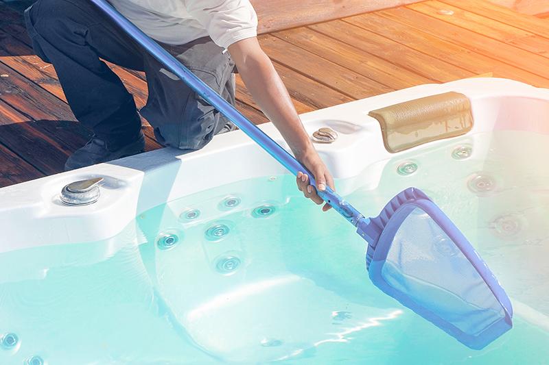 Kelowna hot tubs maintenance